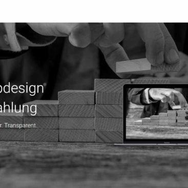 Webdesign Ratenzahlung   Webdesign Referenz