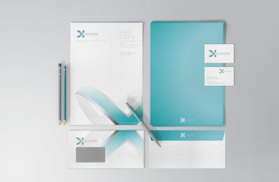 OXOONO media Corporate Design