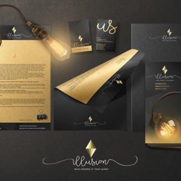 Corporate Design / Branding Illusion Exclusive