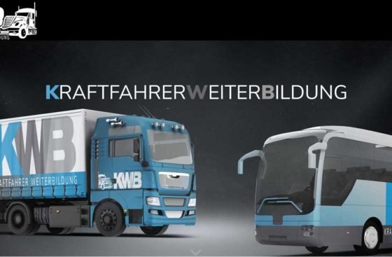 Webdesign Screenshot | KWB Ibbenbüren